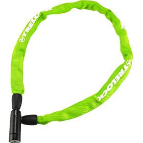 Trelock BC 115 Cykellås 60 cm grön